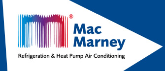 Mac Marney Refrigeration & Heat Pump Air Conditioning Logo